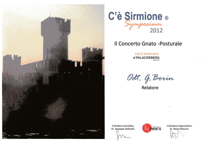 Concerto Gnato-Posturale