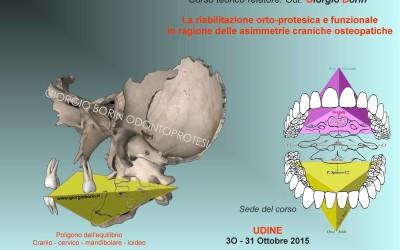 Corso teorico a Udine a fine ottobre