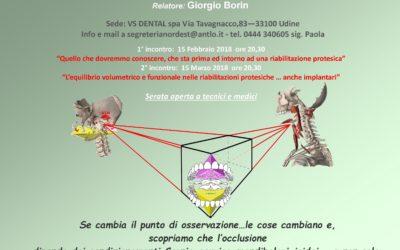 Due conferenze a Udine