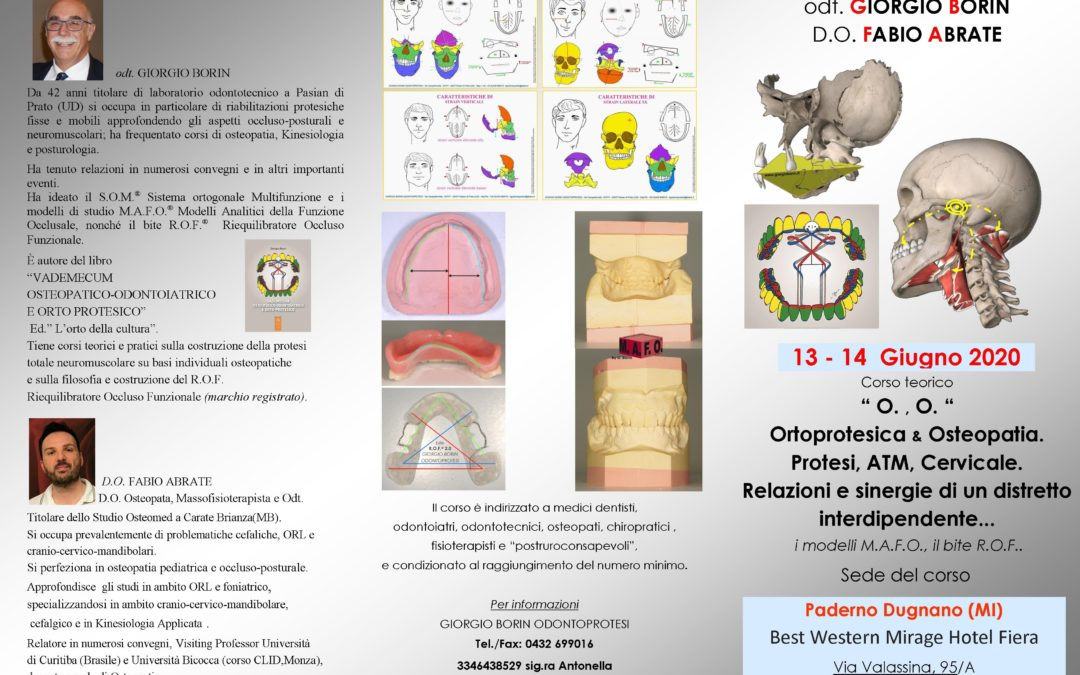 Corso a Paderno Dugnano 2020